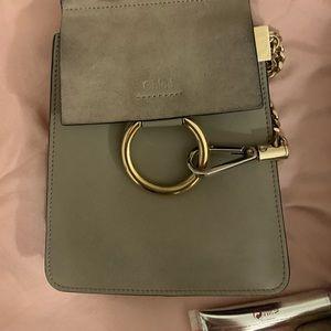 Chloe Faye bracelet bag